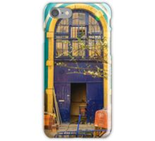 Renovation project in Lisbon iPhone Case/Skin