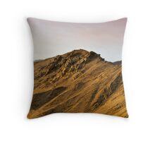 St Christopher's Hill Throw Pillow
