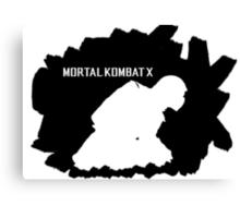 Mortal Kombat X Canvas Print