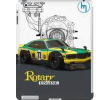 Mazda Rotary RX3 Savanna GT  iPad Case/Skin
