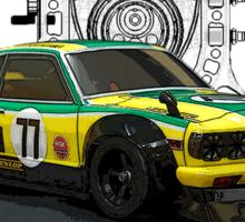 Mazda Rotary RX3 Savanna GT  Sticker