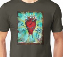Scared Heart Unisex T-Shirt