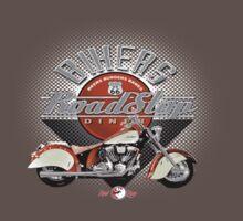 bikers roadside by redboy