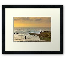 The Promise Framed Print