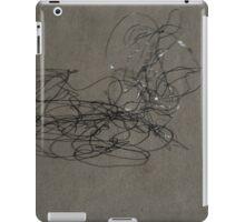 Steel Ephemeral Sculpture iPad Case/Skin
