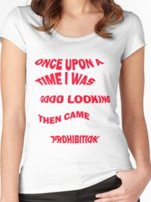 prohibition Women's Fitted Scoop T-Shirt