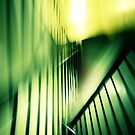 stairway abstract by Shannon Holm