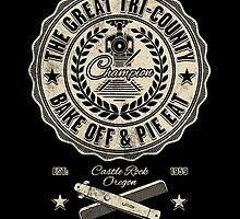 The Great Tri County Bake Off and Pie Eat by heavyhand
