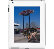 Nun, stop - action iPad Case/Skin