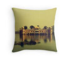 Once Mighty Throw Pillow