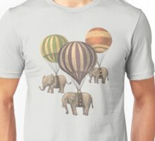 Flight of the Elephants Unisex T-Shirt