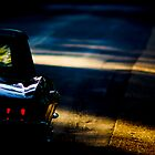 Corvette Sunset by Dave Parrish