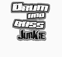 Drum and Bass Junkie Womens Fitted T-Shirt