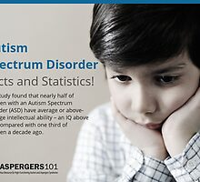 Autism Spectrum Disorder – Facts and Statistics! by aspergers101