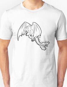 Toothless - Night Fury BLACK T-Shirt