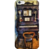Love Is Called My Old Piano iPhone Case/Skin