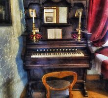 Love Is Called My Old Piano by Ian Mitchell