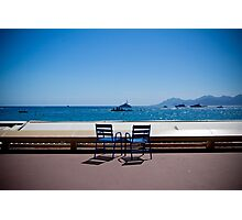more love in Cannes Photographic Print