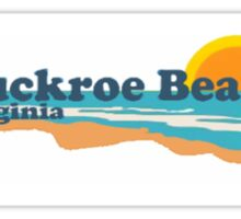Buckroe Beach - Virginia. Sticker