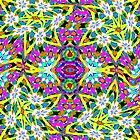 Guiding Love Mandala by Christopher Birtwistle-Smith