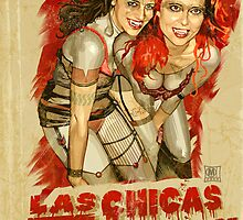 Chicas by Matthew Laznicka