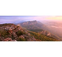 Redmans Bluff from Mt William, Grampians, Australia Photographic Print
