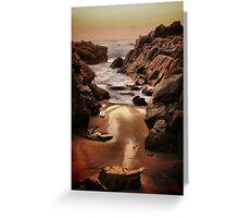 Eternal Sea Greeting Card