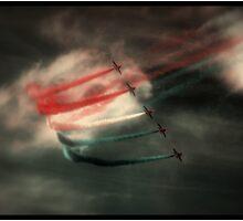 Red Arrows @ Riat by Rockman