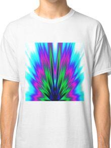 Retro Tie-dye  Classic T-Shirt