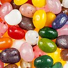 Cool colorful sweet Jelly Beans by PLdesign