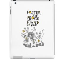 Foster The People Pumped up kicks iPad Case/Skin