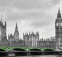 London by Francisco Gonçalves