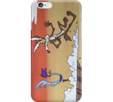 Road Runner iPhone Case/Skin