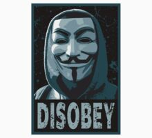 Disobey by Slogan-It