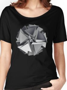 'TetraStar' Women's Relaxed Fit T-Shirt