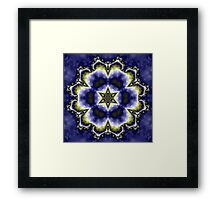 Midnight Star Framed Print