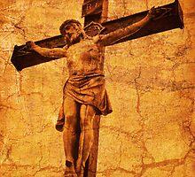Crucifixion by stevanovicigor