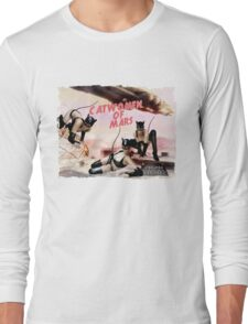 Catwomen of Mars  Long Sleeve T-Shirt
