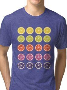 Citric Spectrum  Tri-blend T-Shirt