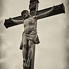 Crucifixion by stevanovicigor