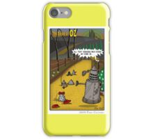 The Dalek Of OZ iPhone Case/Skin