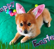 Happy Easter by BluAlien