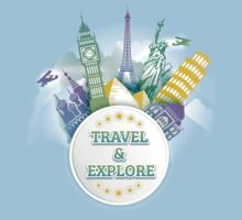 Travel & Explore T-Shirt