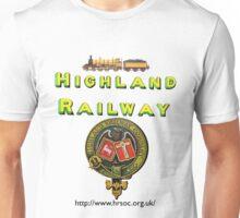 Highland Railway  Unisex T-Shirt