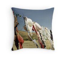 Emancipation Throw Pillow