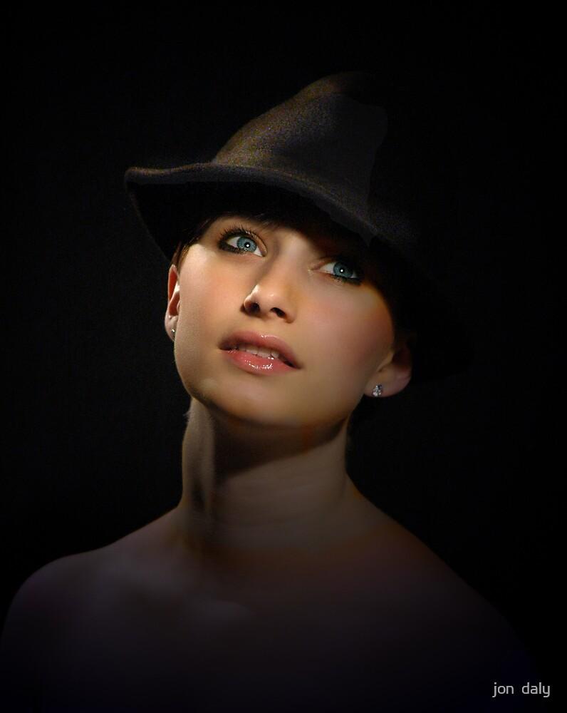 lizzis hat by jon  daly
