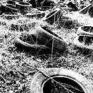 tyre graveyard by anticus50
