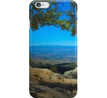 Catalina Mountain Beauty iPhone Case/Skin