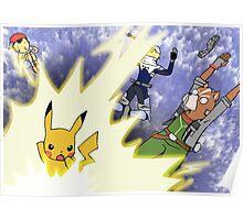 Pika Smash! Poster