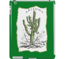 Arizona Saguaro art iPad Case/Skin